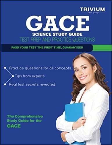 Book GACE Science Study Guide: Test Prep and Practice Questions by Trivium Test Prep (2013-09-27)