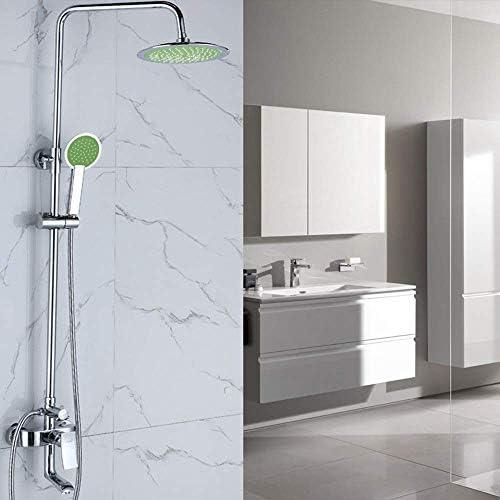 シャワーセット銅ホットとコールド蛇口浴室シャワーブースターシャワー蛇口浴室用品
