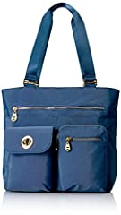 Maximize your carry-on capacity with the Tulum tote from baggallini. Stylish but functional, every inch has been carefully constructed with organizational features and practical solutions for traveling with ease or organizing your everyday be...