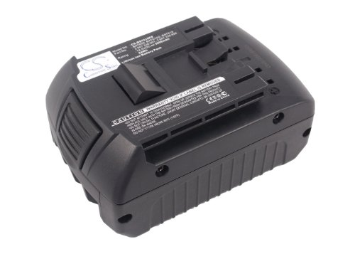 Cameron Sino Replacement Battery for Bosch 17618, 17618-01, 25618-01, 25618-02,26618, 3601H61S10, 36618-02, 36618B,37618, 37618-01, CCS180 (3000mAh)