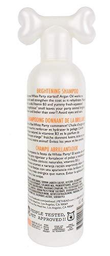 Buy pet head white party brightening shampoo, 12oz