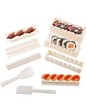 ZIME Super Sushi Maker, Sushi DIY Mold Set - Super Easy Sushi Making Kit, Sold by ZIME