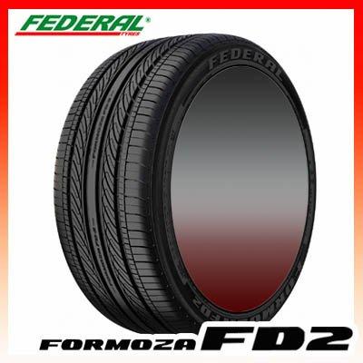 フェデラル(FEDERAL) 4本セット FD2 225/45ZR18 B0079UWMZA