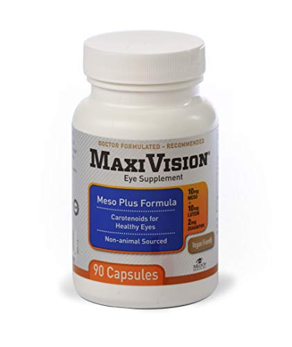 MaxiVision® Meso Plus 90 CT - 1 Bottle