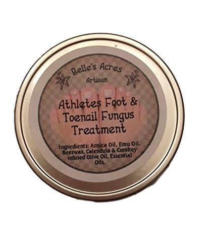 All Natural Nail Fungus & Athlete's Foot Remedy (2oz)