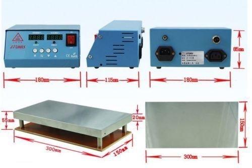 150x300mm Split Type Electronic Hot Plate Preheat Station for Phone, LED, PCB (110V) B074CXGWPQ