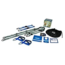 The New Human Trainer Essential Kit Pro - Suspension Gym with Circuit7 DVD - Suspension Trainer
