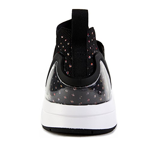 Adidas Originali Mens Zx Flux Adv Asimmetrico Primeknit Allenatori Nucleo Nero