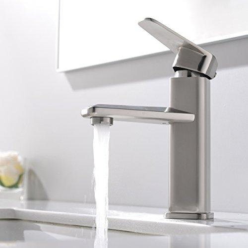 cheap Comllen Modern Stainless Steel Bathroom Vessel Sink Faucet ...