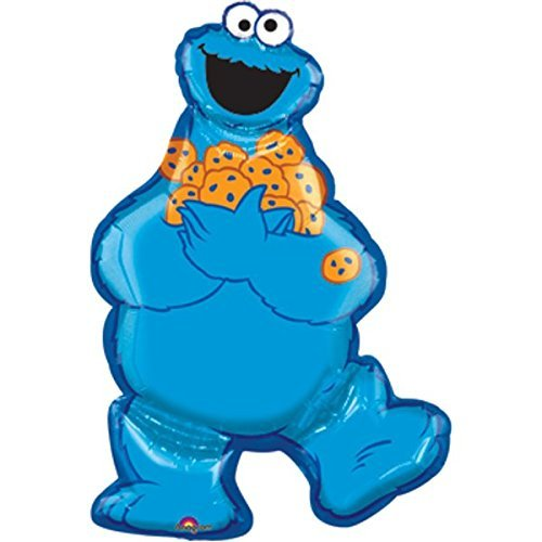 XL 31 (Cookie Monster Party Supplies)
