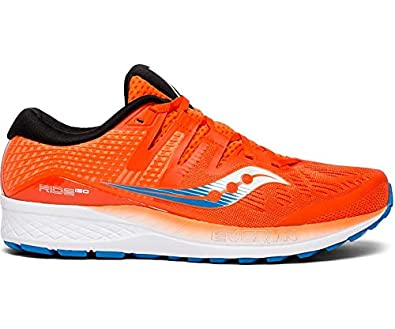 71f7fd3d59a9 Saucony Ride ISO, Chaussures de Running Homme, Homme, 20444/36, Orange