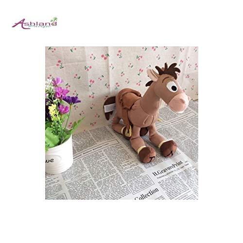 Ashland | Cute Bullseye Figure The Horse Original Toy Story Plush Doll -