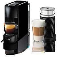 Nespresso Essenza Mini Espresso Machine with Aeroccino 3 Milk Frother
