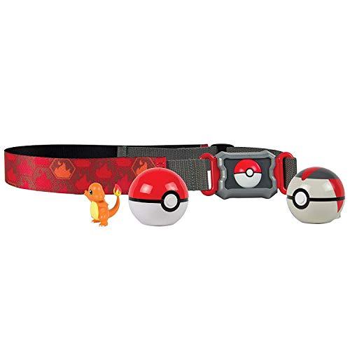 TOMY - Pokemon Clip N Carry Belt, Fire Type