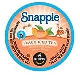 SNAPPLE PEACH ICED TEA K CUP 88 COUNT
