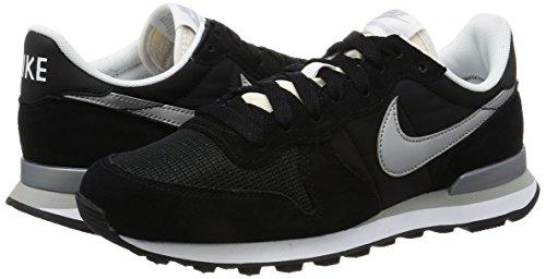 Nike Mens Inter Löparsko Vit-svart