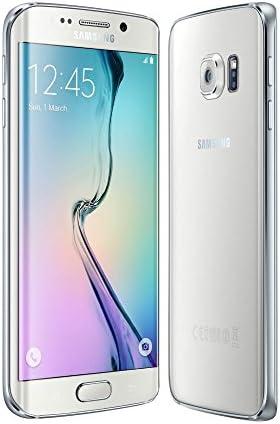 Samsung Galaxy S6 Edge G925 Smartphone, 32 GB, Marca Vodafone, Blanco [Italiano]: Amazon.es: Electrónica