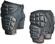 Hillbilly Impact Shorts (Small) Black