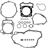 KIMISS 1 Set Motorcycle Complete Gasket Kit for Yamaha YZ250F 01-13