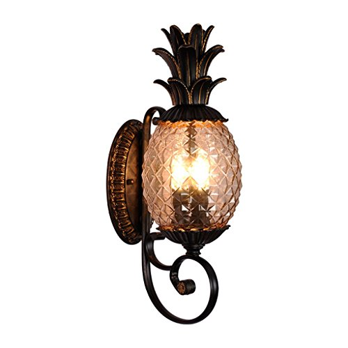 Pineapple Outdoor Light Sconces in US - 9