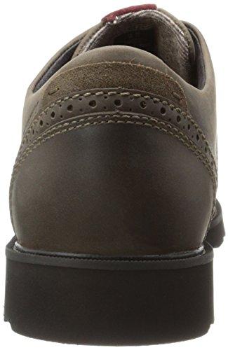 Dunham Mens Revdare Oxford Shoe Stone