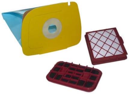 10 Staubsaugerbeutel geeignet für LUX 1 Royal Angebot Filterset