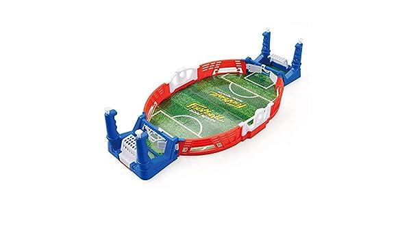 Belukies - Mini futbolín de mesa para niños - futbolín de fútbol: Amazon.es: Deportes y aire libre