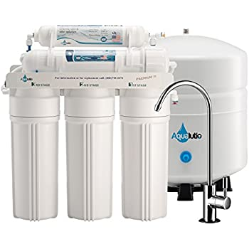 Amazon.com: 5 Stage Reverse Osmosis Undersink Water Filter