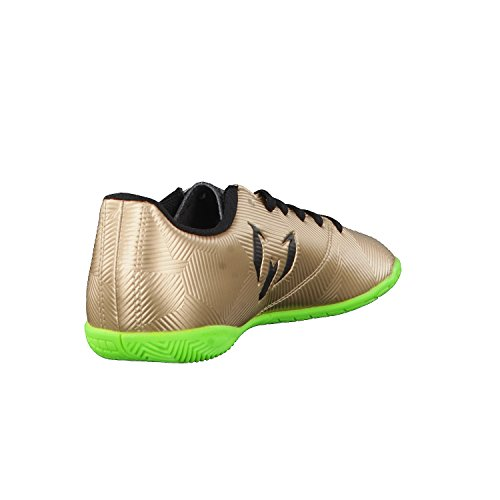 Adidas messi 16.4 in J Chaussures de football ligne messipara enfants, bronze – (cobmet/negbas/versol), 29