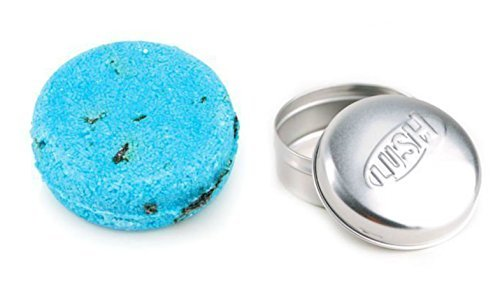 LUSH Seanik Shampoo Bar with LUSH Shampoo Bar Tin