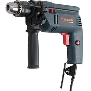 Trademark Tools 75-3990 Hammer Drill, 0.5-Inch Chuck