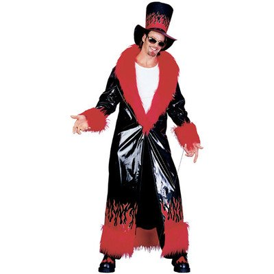 Hot as Hell Funk Wear Standard Costume