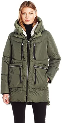 Steve Madden Womens Puffer Jacket product image