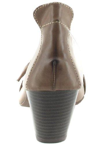 Andrea Conti - Zapatos de vestir para mujer Marrón marrón