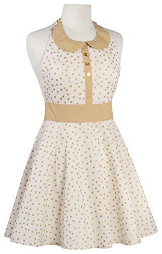 Now Designs Apron Gala Polka