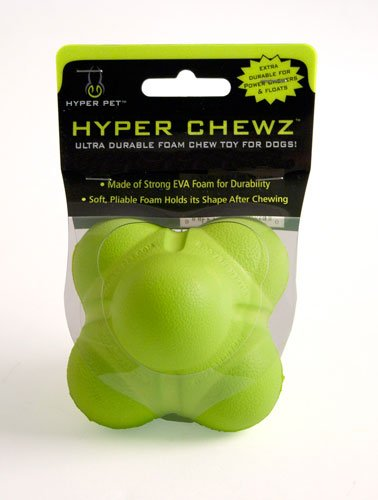 Hyper Pet Chewz Bumby Ball Dog Toy