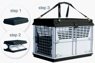 Collapsible/Portable Travel Pet Carrier Animal/Dog/Cat Review