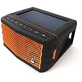 Ecoxgear Sol Jam Solar-powered Waterproof Speaker (orange)