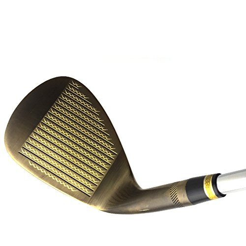 Japan Wazaki Copper Finish M Pro Forged Soft Iron USGA R A rules of Golf Club Wedge Set(pack of three) by wazaki (Image #4)