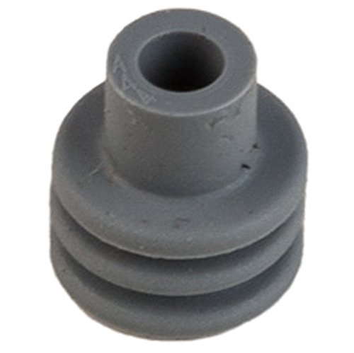 K4 Weather Pak 14-16 Gauge Wire Seals, Seal Wire To Connector Housing, 100 Pack K-Four Switches