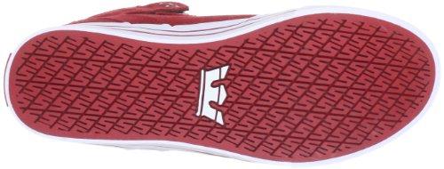 Supra VAIDER - Zapatilla alta de lona hombre rojo - Rot (RED)