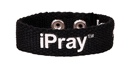 Price comparison product image Faith Gear Canvas Bracelet - iPray