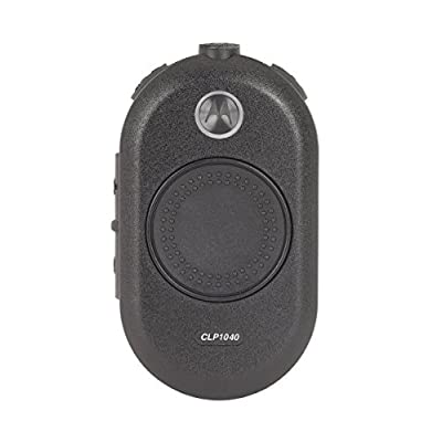 Motorola CLP1040 On-Site 4 Channel Two-Way Business Radio (Black)