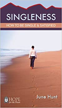 Singleness Minibook: How to Be Single and Satisfied (Hope for the Heart)