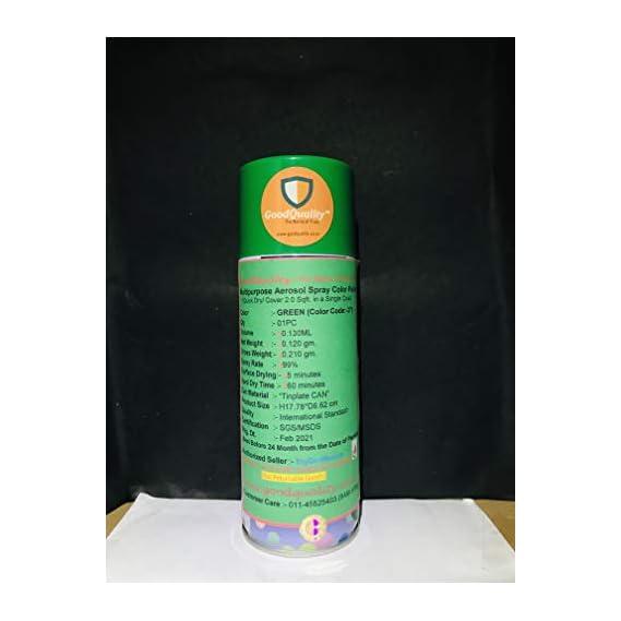 f22 F1 Aerosol Multi Purpose Green Spray Paint