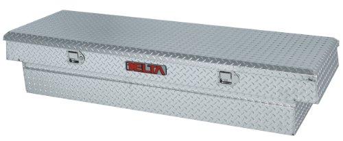 Delta 943000 Compact Bright Aluminum Single Lid Crossover Truck ()