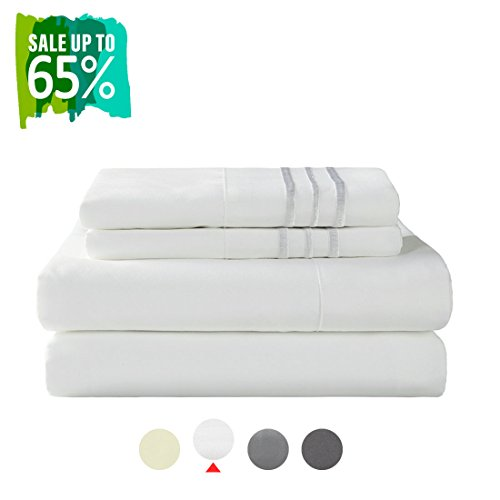 Fitted-Bed-Sheet-Set-Hypoallergenic-Wrinkle-free-Deep-Pocket-Sheet-Premium-Collection