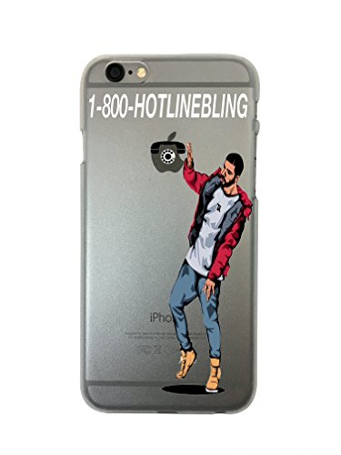 Drake 1-800-Hotline Bling 5,5s,5se Iphone Case