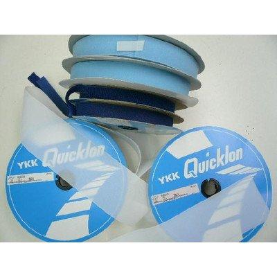 YKK クィックロン マジックテープ ロール巻き ABセット 30mmX25m 1反(25m) 581無蛍光生地色   B01BHJ9POE