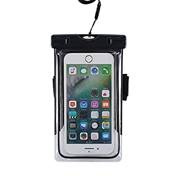 official photos 40485 0e1f5 Amazon.com: Urberry Waterproof Phone Case, 6 inch Universal ...